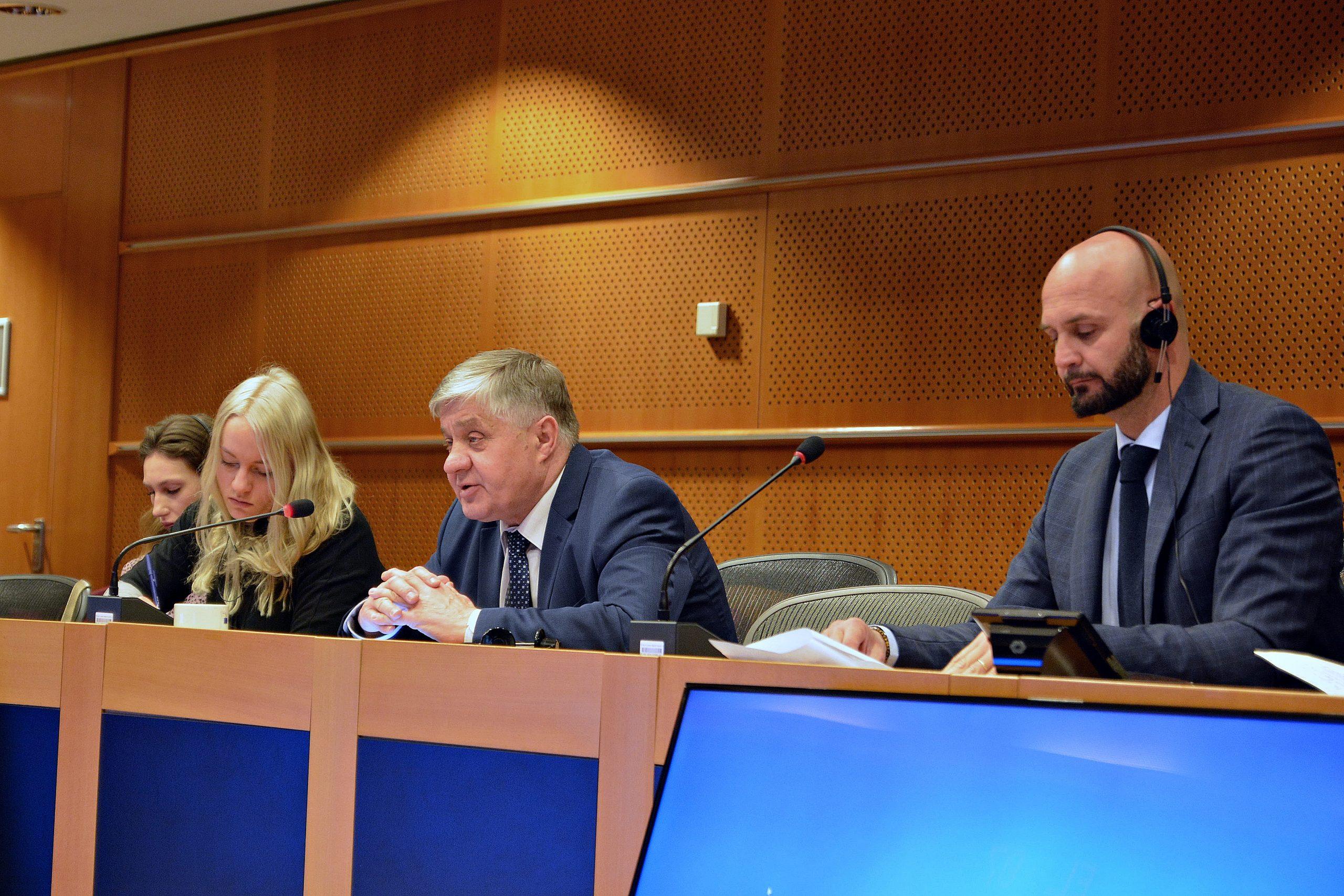 Komisja AGRI ECR